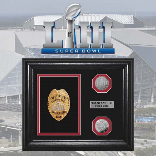 Super Bowl 53 Commemoratives