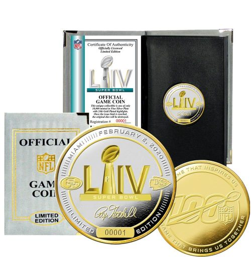 Super Bowl LIV Collectibles